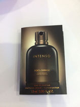 Muestra Dolce Homme Intenso CAB