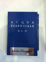 Muestra Acqua Essenziale BLU Salvatore Ferragamo CAB