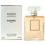 Perfume Chanel Coco Mademoiselle 100ml EDP DAM