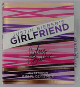 Muestra Girlfriend Justin Bieber DAM