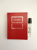 Muestra Declaration Cartier CAB