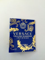 Muestra Yellow Diamond Intense Versace DAM