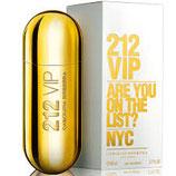 Perfume Carolina Herrera 212 VIP 125 MLDAMA