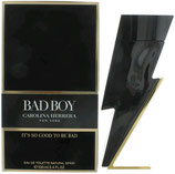 Perfume Bad Boy Carolina Herrera 100ml CABALLERO