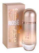 Perfume Carolina Herrera 212 VIP Rose 125ml