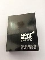 Muestra Mont Blanc Emblem CAB