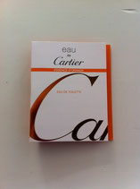 Muestra EAU de Cartier Essence D'Orange UNI