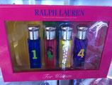Set de Perfumes Miniatura Big Pony Ralph Lauren DAM