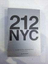 Muestra 212 NYC Carolina Herrera DAM