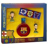 Perfume Barcelona SET (Estuche) Con Figurines INFANTIL