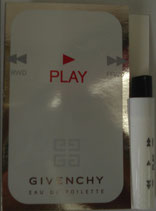 Muestra Play Givenchy CAB