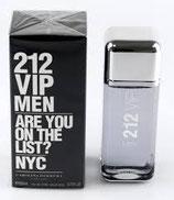 Perfume Carolina Herrera 212 VIP 200ml CABALLERO