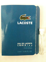 Muestra L.12.12 Bleu Lacoste CAB