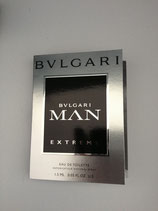 Muestra Bvlgari Man Extreme CAB