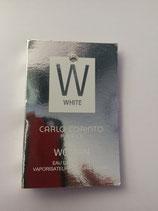 Muestra W White Carolo Corinto DAM