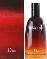 Perfume Dior Fahrenheit 100ml CAB