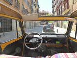 Experiencia de Conducción en Seat 1500 taxi