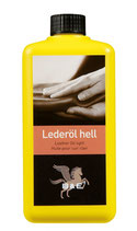 B&E LEDERÖL HELL