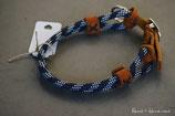 Tau-Leder-Halsband