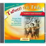 CD Tanzen mit Titla