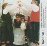 CD Danz mit II (inkl. TB im Booklet)