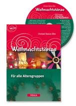 Weihnachtstänze für alle Altersgruppen (Buch mit CD)