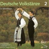 CD Deutsche Volkstänze 2 (inkl. TB im Booklet)