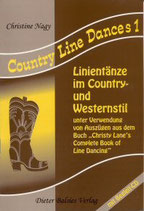 Country Line Dance 1 (Heft mit CD)