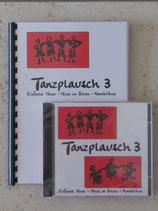 CD & Buch Tanzplausch 3