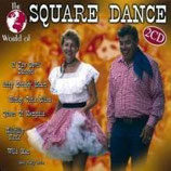 World of Square Dance (für LINEDANCE!) Doppel-CD