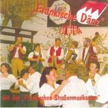 CD Fränkische Dänz (mit TB im Booklet)