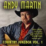 CD Andy Martin: Country Jukebox Vol.1