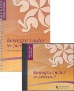 Bewegte Lieder im Jahreslauf (CD & Heft)