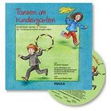 Tanzen im Kindergarten (Buch mit CD)