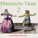 CD Historische Tänze 2