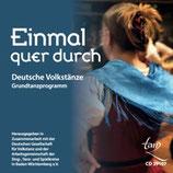 CD Einmal quer durch (inkl. TB als pdf)