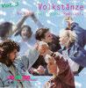 CD Volkstänze rockig - traditionell - meditativ Vol. 3