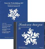 Senioren tanzen 25 / Weiterbildung 2017  (SET CD & Heft)