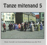 CD Tanze mitenand 5