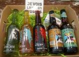 Plateau bières