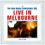 "LIVE IN MELBOURNE: 12"" LP plus Bonus-CD"