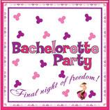 Bachelorette Party Napkins