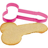 Penis Shaped Cookie Cutters