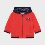 Mayoral Sweatjacke Jungen cyber red 1410