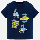 Mayoral T-Shirt blau 1021