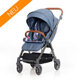 Buggy Zooper Jazz Grey Blue
