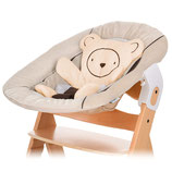 Hauck Babyaufsatz Bouncer 2 in 1 Hearts beige