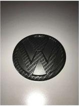 VW T6 ab 2016 Heck Emblem Carbon