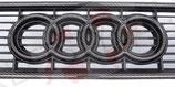 Audi Front Emblem Carbon 272x98