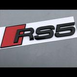Audi RS5 Klavierlack